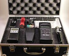 Ghost Hunt Kit - Spirit Box - Laser Pen - MEL & K2 EMF Meter - Recorder - Case +