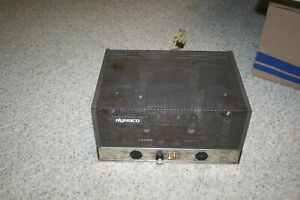 Factory Built  Dynaco St-70 Amplifier -  with power supply upgrade