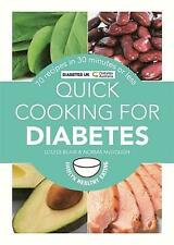 Quick Cooking for Diabetes: 70 recipes in 30 minutes or less by Louise Blair, Norma McGough (Paperback, 2014)