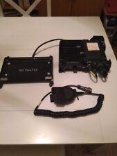 EX MOD RACAL COUGAR LOW BAND VHF RADIO PLUS 20 WATT SMT AMPLIFIER
