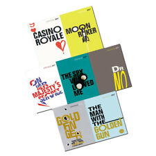 James Bond 007 Ian Fleming Vintage Classics Series 2 :7 Books Collection Set NEW