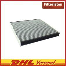 Filteristen Innenraumfilter Aktivkohle KIRF-380-DE Smart Fortwo Cabrio 451.