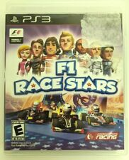 F1 Race Stars - PS3 Game w/ Manual