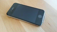 Apple iPhone 4 16gb in Black Simlockfrei & brandingfrei & icloudfrei * TOP *