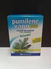 Pumilene Vapo DUO CONCENTRATO, Doppia Confezione Risparmio: 40+40 ml