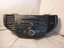 09-11 ACURA TSX Premium Audio OEM Radio Cd MP3 & Code 1XA9 39100-TL2-A110 CM814