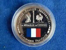MEDAILLE / Medal - PRESIDENT DE LA REPUBLIQUE - MEDAILLE DU CITOYEN - FDC / UNC