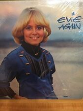 Evil Karlsson Lp  .. Evie Again . Near Mint Vinyl And Jacket