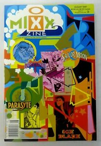 First Comics MIXX ZINE (1997) 1-1 1st SAILOR MOON Key FN/VF (7.0) Ships FREE!