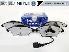 FOR SEAT ALTEA XL IBIZA LEON TOLEDO 2004- FRONT MEYLE PD PLATINUM BRAKE PADS SET