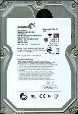 SEAGATE SATA 1TB ST31000528AS, 9SL154-302,   CC38,  SU,  9VP4