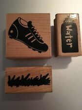 Close to My Heart CTMH lot Water Bottle, cleats, grass let's play rare!! sports