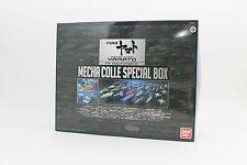 Bandai Space Battleship Yamato Mecha Colle Special Box Plastic Model Kit Japan
