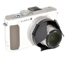 Auto Open Close Self-Retaining Lens Cap for Panasonic Lumix DMC-LX7 Leica D-Lux6