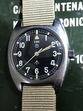CWC W10 British Army issue watch 1979, hacking seconds - very nice
