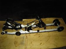 SKI DOO SHOCKS REAR SUSPENSION SKID FRAME ASSEMBLY MXZ REV MXZX GSX SUMMIT 151""