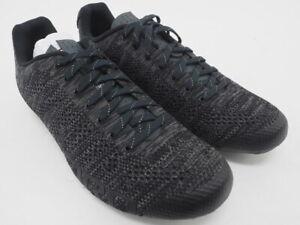 New! Giro Men's Empire EC70 Knit Road Cycling Shoes EU 43.5 US 10 Black/Gray