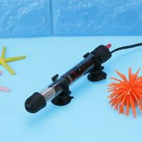 Submersible Adjustable Aquarium Fish Tank Water Heater For Tropical Fish C0T6