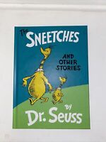 Dr. Seuss The Sneetches and Other Stories Hardcover Book BRAND NEW