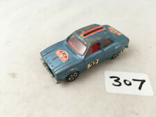 CORGI JUNIORS WHIZZWHEELS # 63 MK I FORD ESCORT RALLY CAR NO 32 1982-86 DIECAST
