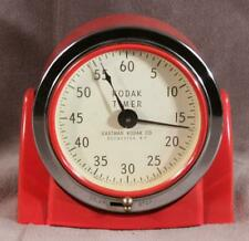 Vintage 1950's KODAK Darkroom Timer Eastman Kodak Co. Tested & Working ... Nice