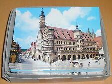ca. 80 AK Rothenburg ob der Tauber (20 x14)