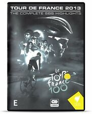 Tour De France 2013 -  The Complete SBS Highlights DVD (3 Disc Set) REGION FREE