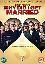 Why Did I Get Married? (DVD, 2010) new and sealed freepost