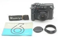 [CLA'd N MINT+++] New Mamiya 6 Medium Format + G 75mm L Lens + Strap From JAPAN