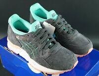 ASICS GEL LYTE V DARK GREY WOMEN'S Running Trainers Gym Sneakers Shoes SIZE UK 4