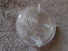 MG MGA MAGNETTE MORRIS MINOR NEW  PARK LAMP LENS l632