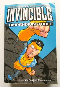 Invincible Compendium 3 **Damaged** Image Graphic Novel Comic Book