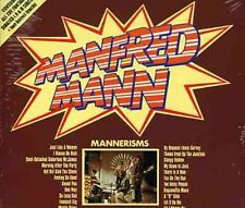 Manfred Mann - Mannerisms [New CD] Rmst