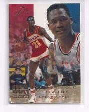 RARE 1994 FLAIR USA U.S.A. BASKETBALL DOMINIQUE WILKINS #109 - ERROR CARD