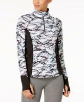 Ideology Womens Natural Activewear Jackets Sz M $49.5 TINI {&}