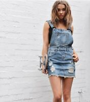 The One Denim Pinafore