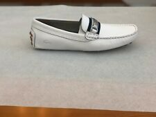 LACOSTE  Men's Loafers Ansted 119 In White Navy