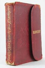 New Catechism of Electricity A Practical Treatise Nehemiah Hawkins 1896 Leather