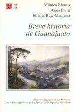 Breve historia de Guanajuato Tierra Firme Spanish Edition