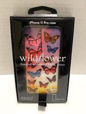 Wildflower iPhone 11 Pro Limited Edition Antonio Garza Case Released Jun 2019