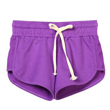 1PC Womens Sexy Hot Pant Summer Casual Ladys Cotton Casual Beach Shorts M US