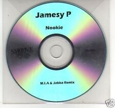 (F782) Jamesy P, Nookie - DJ CD