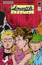ELEMENTALS SPECIAL #1 COMICO COMICS