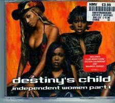(DM721) Destiny's Child, Independent Women Part 1 - 2000 CD