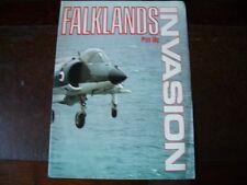 Falklands Invasion 16 page Poster Magazine