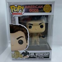Funko Pop Television: American Gods - Mr. Wednesday Vinyl Figure #24275