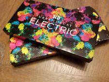Urban Decay Electric Eyeshadow Palette Authentic NIB Free Shipping