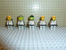 LEGO® Space Classic 5x Exploriens Figur mit Airtank 6938 6899 6892 F183