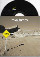 TIESTO - Traffic CD SINGLE 2TR Trance Dutch Cardsleeve 2003 (MAGIK MUZIK)