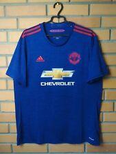 Manchester United Jersey 2016 2017 Shirt Xl Away Adidas Football Soccer Trikot